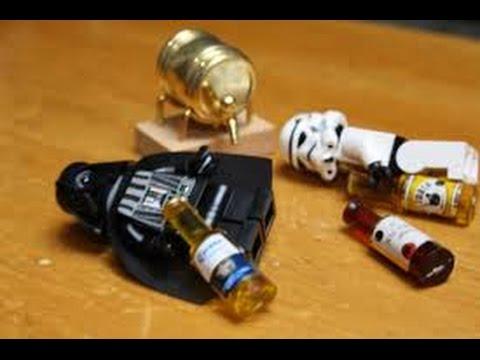 Drunken Lego Nerdgasm