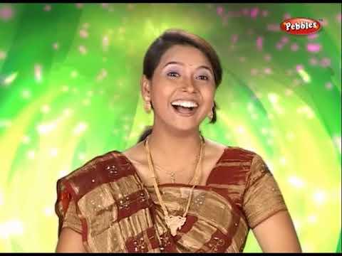 Gujarati Rhymes For Kids | 02 Ek Biladi Jadi | Gujarati Rhymes Cat video