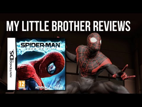 Little Brother Reviews - Spiderman: Edge of Time (DS)