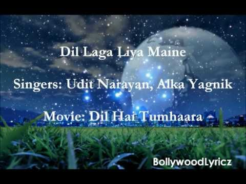 Dil Laga Liya Maine [English Translation] Lyrics
