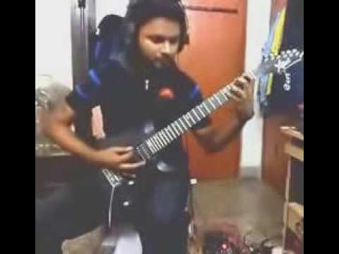 Death Metal Piece By Pratik Karmakar video