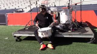 Download Lagu GREGG POTTER Carbon Fibre FORD Snare Drum workout Gratis STAFABAND