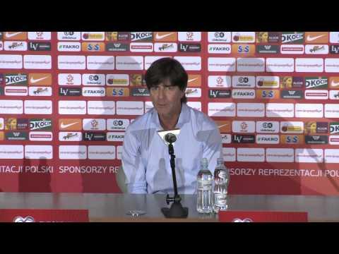 Joachim Loew: gratuluję Polsce