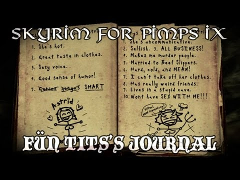 Skyrim For Pimps - Fün Tits