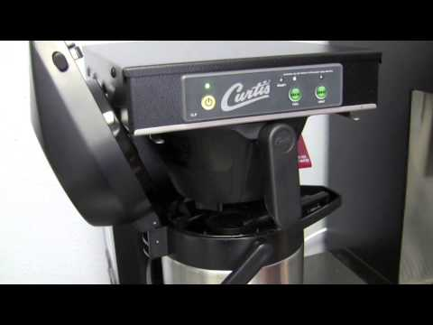 Crew Review: Curtis TLP Thermal Low Profile Commercial Brewer