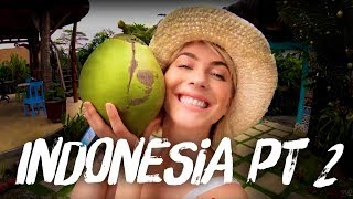 Exploring Indonesia with Julianne Hough | Brooks Laich WP Ep 6 Amanjiwo Pt 2