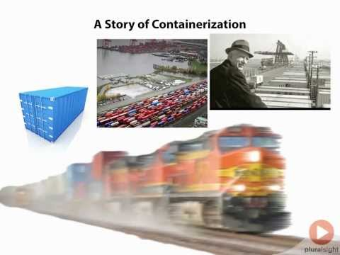 What is a Docker container?
