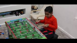 Toy Review: Chad Valley 3ft Football Table