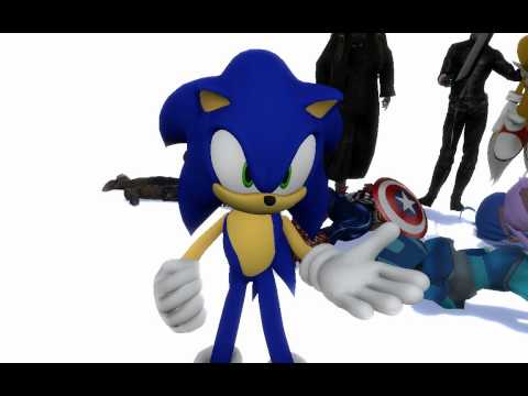 Sonic The Hedgehog Internet Censorship