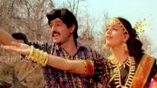 Rowdy Inspector Songs - Takkutamara Bandi - Nandamuri Balakrishna, Vijayashanti