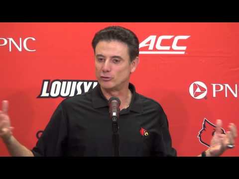Rick Pitino Pre-Season Press Conference 10-9-2014