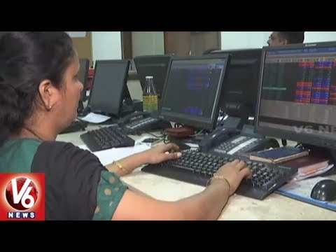 Sensex Reclaims 36000-mark in Early Trade, Nifty Well Above 10900 | V6 News