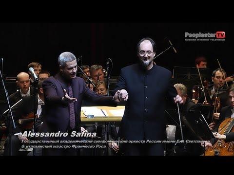 Alessandro Safina – Barvikha Luxury Village 2 часть