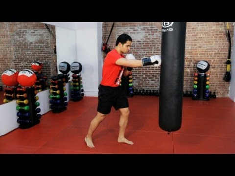 3 Best Kickboxing Combos | Kickboxing Training Image 1