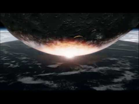 Large Asteroid Impact Simulation [Discovery Channel]