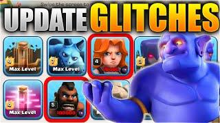 Clash of Clans – NEW UPDATE GLITCHES! ALL THE GLITCHES 'BOWLER UPDATE' (CoC March Update Glitches)