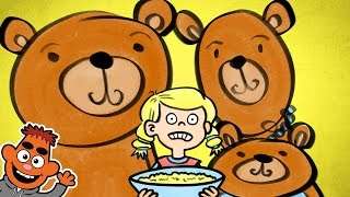 Goldilocks and the 3 Bears | Song for Kids | Pancake Manor