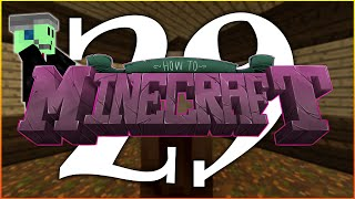 """How To Minecraft SMP : """"Stable Makeover!"""" : Episode 29"""