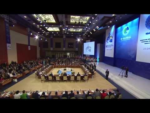 TV-Documentary VI Astana Economic Forum & World Anti-Crisis Conference / Astana, Kazakhstan (rus)
