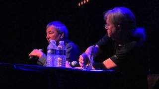 FULL PRESS CONFERENCE DEEP PURPLE IAN GILLAN IAN PAICE @ PARIS - NOW WHAT ?! BY ROCKNLIVE PRODUCTION