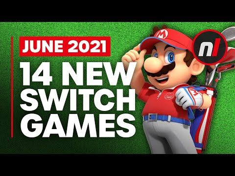 14 Exciting New Games Coming to Nintendo Switch - June 2021