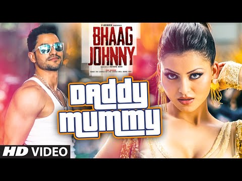 Daddy Mummy VIDEO Song | Urvashi Rautela | Kunal Khemu | DSP | Bhaag Johnny | T-Series