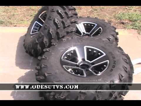 ODES 800 UTV DOMINATOR UTILITY VEHICLE SIDE BY SIDE