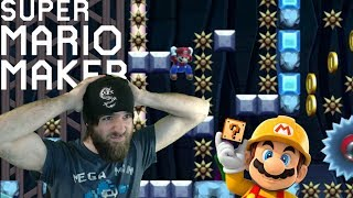 The OPPOSITE of Smart (Me) | Sub/Twitter/Fun Levels! [SUPER MARIO MAKER]