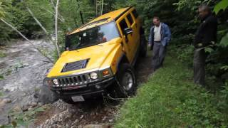 HUMMER H1 -  H2 -  H3  LEGENDS (ENGINE SOUND)