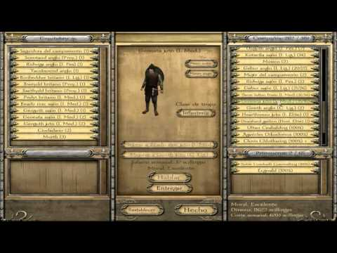 Mount&Blade: Warband Brytenwalda Mod   [capitulo 34] español