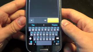 BlackBerry 10 Keyboard vs SwiftKey 3