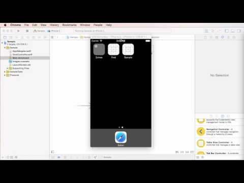 iOS Development with Swift Tutorial - 7 - Adding Home Screen App Icons