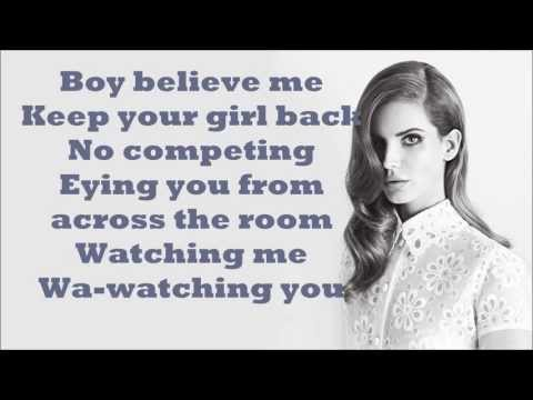 Lana Del Rey - Hit And Run