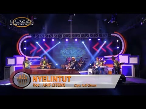 NYELINTUT - ARIF CITENX [ OFFICIAL MUSIC VIDEO ]