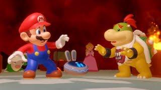 Mario + Rabbids Kingdom Battle - Final Boss & Ending