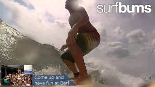 Tamarindo Costa Rica Surf Report from 2-27-2013