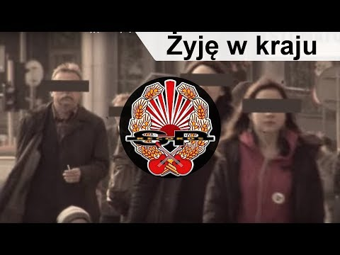 STRACHY NA LACHY - Żyję w kraju [OFFICIAL VIDEO] Music Videos