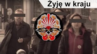 STRACHY NA LACHY - Żyję w kraju [OFFICIAL VIDEO]