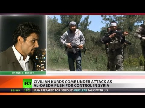 Reports Islamists massacre 450 Kurds in Syria, including 120 kids