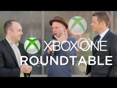 XBOX ONE: Always-On, Used Games, and MORE with Adam Sessler, Geoff Keighley and Kotaku!