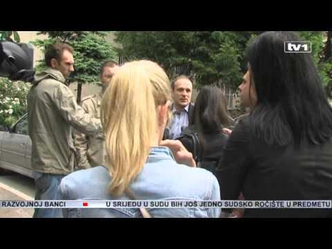Protest studenata na ETF Sarajevo