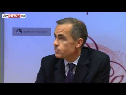 Carney vs Conway at Inflation Report