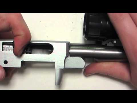 Ruger 10/22 Disassembly Assembly Including Barrel