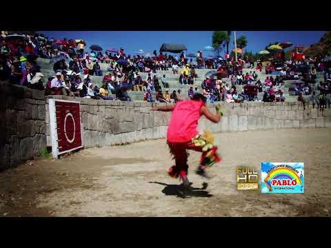 ACOBAMBA 2014 - Segundo concurso de Danza de las Tijeras HD Parte 01