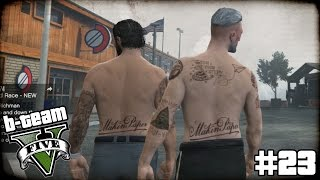 "B-TEAM GTA 5 Online Part 23 - ""TRAMP STAMP COMPETITION!!!"" Grand Theft Auto V PC Gameplay"