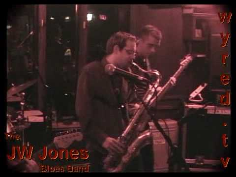 JW-Jones - Live in Fredericton, NB (Oct 2006)