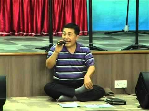 Go4 Singapore - Weekday Prayer Meeting / 周日祷告会:教会是有天上门的地方 - wed220715