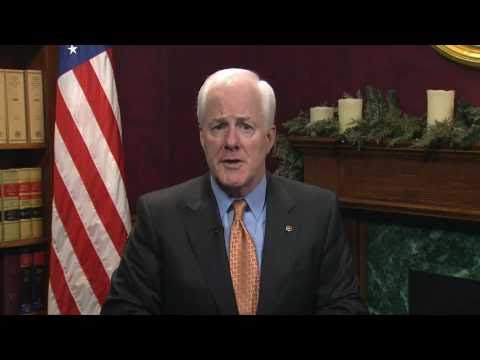 12/18/10 - Sen. John Cornyn (R-TX) Delivers Weekly GOP Address On Preventing High Taxes And Spending