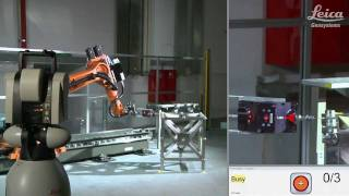 Leica| T-Mac Inspect For Absolute Robotic Inspection