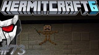 Hermitcraft VI - Mumbo Jumbo Jump Scare & TNT Cannons! - Let's play Minecraft 1.13 - Episode 73